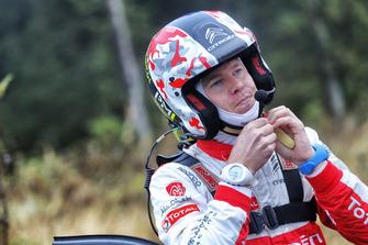 Torstein Eriksen, Citroën World Rally Team Citroën C3 WRC
