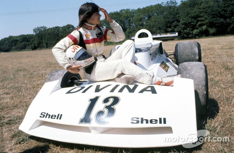 Divina Galica (ShellSport/Whiting Surtess TS16), GP de Gran Bretaña 1976