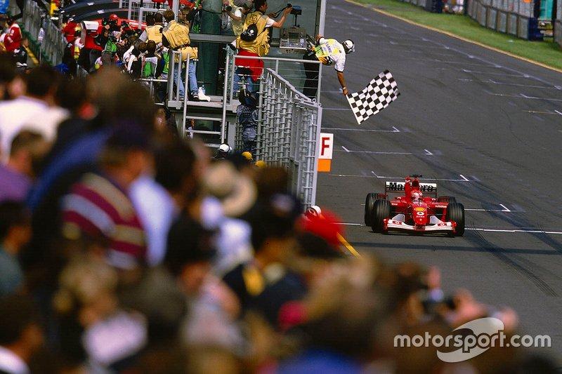 #54 GP d'Australie 2002
