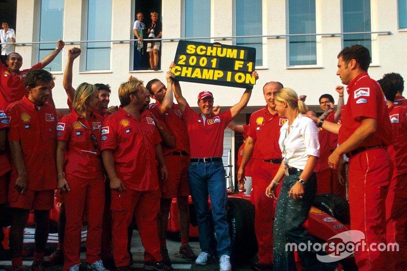 #51 GP de Hongrie 2001