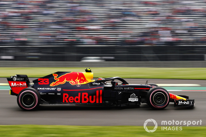 2: Max Verstappen, Red Bull Racing RB14, 1'14.785