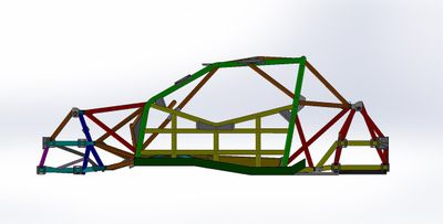 Gen3 chassis CAD drawings