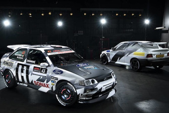 Ken Block - Ford Escort RS Cosworth Rally Car