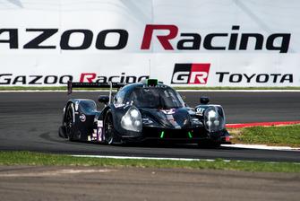 #12 Eurointernational Ligier JS P3 - Nissan: Andrea Dromedari, Maxwell Hanratty, Mattia Drudi