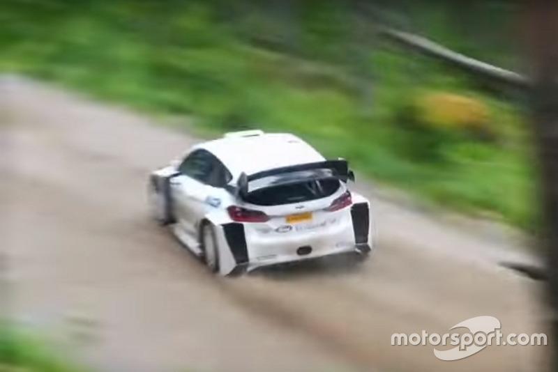 Sebastien Ogier, Ford Fiesta WRC Plus