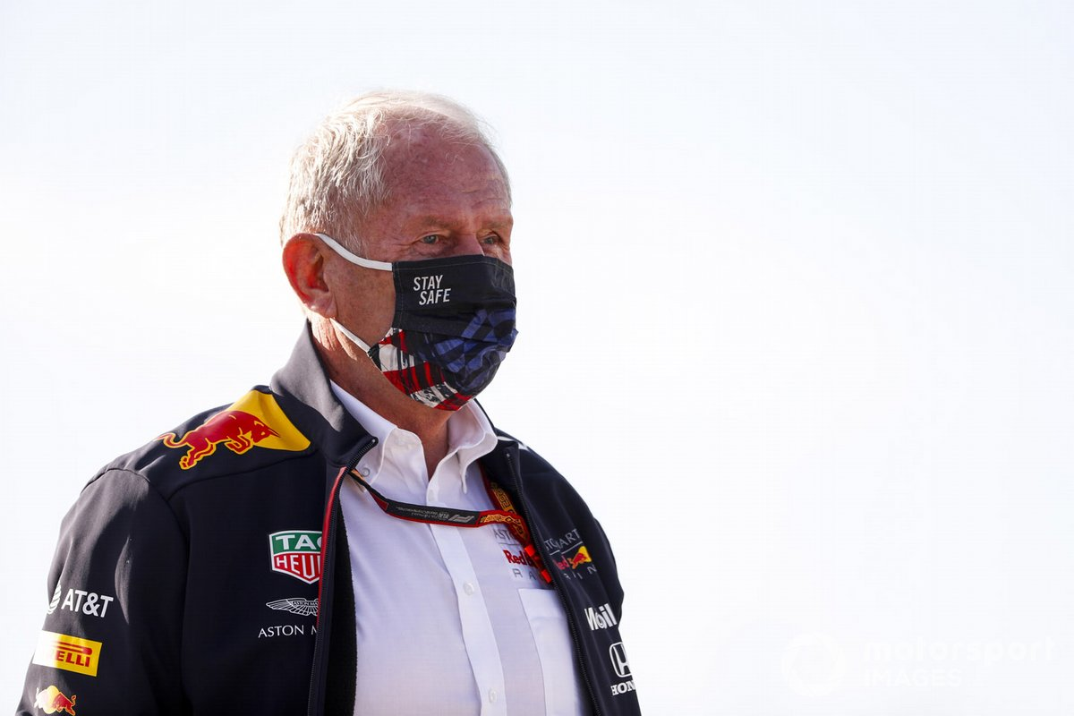 Helmut Marko, Konsultan Red Bull Racing