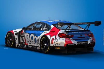 Presentación Boutsen Ginion Racing