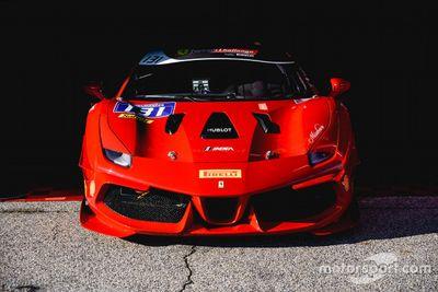 Annuncio Ferrari Challenge