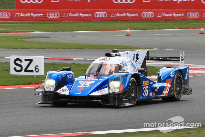 #35 Baxi DC Racing Alpine A460 - Nissan: David Cheng, Ho-Pin Tung, Nelson Panciatici