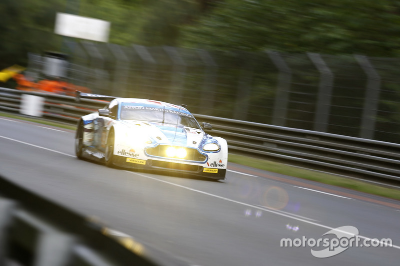 #99 Aston Martin Racing Aston Martin Vantage: Ендрю Ховард, Гері Хірш, Ліам Гріффін