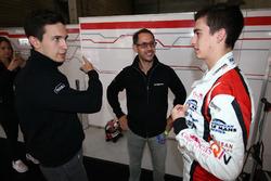#9 Graff Racing Ligier JS P3 - Nissan: Eric Trouillet, Paul Petit, Enzo Guibbert, Pole position P3