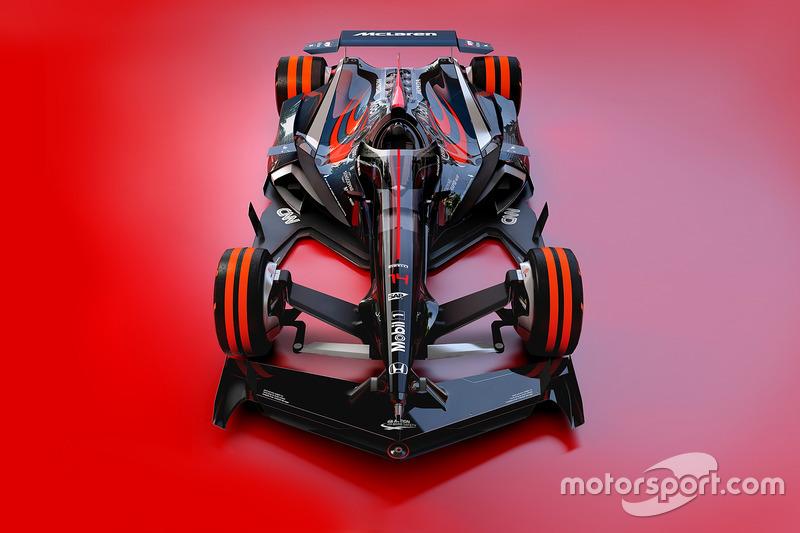 Концепт McLaren 2030