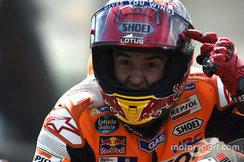 Marc Marquez – 2. Platz: