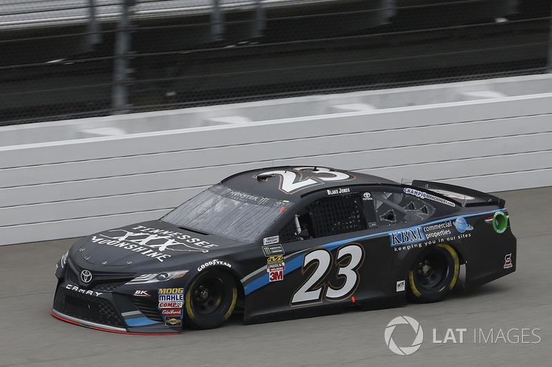 39. Blake Jones, BK Racing, Toyota Camry Tennessee XXX Moonshine