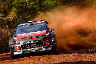 Крейг Брін, Скотт Мартін, Citroën World Rally Team Citroën C3 WRC