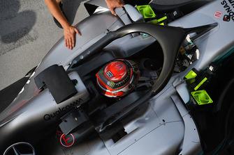 George Russel, Mercedes-AMG F1 W09