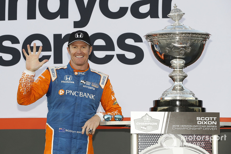 IndyCar: Скотт Діксон