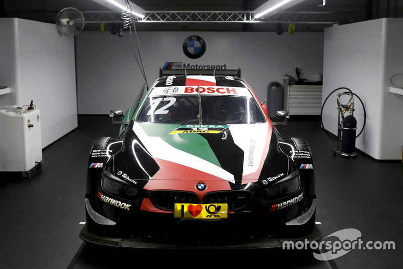 Car of Alex Zanardi, BMW Team RMR