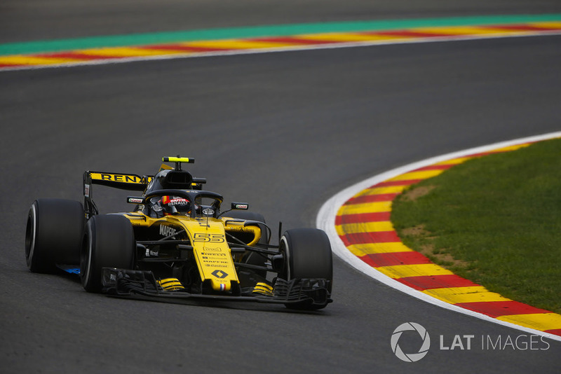 11. Carlos Sainz Jr., Renault Sport F1 Team R.S. 18