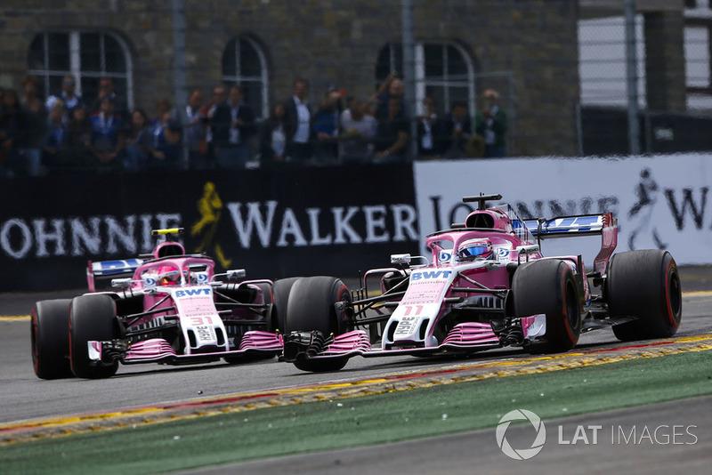 5. Sergio Perez