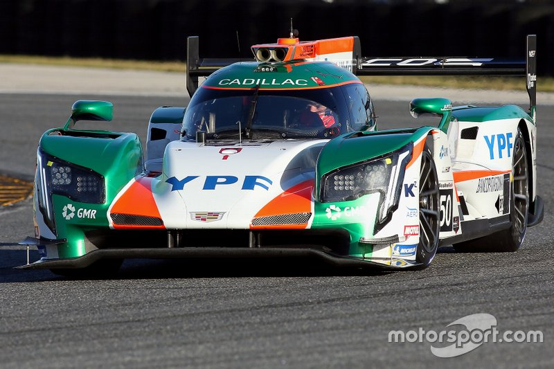 #50 Juncos Racing Cadillac DPi: Will Owen, Rene Binder, Agustin Canapino, Kyle Kaiser