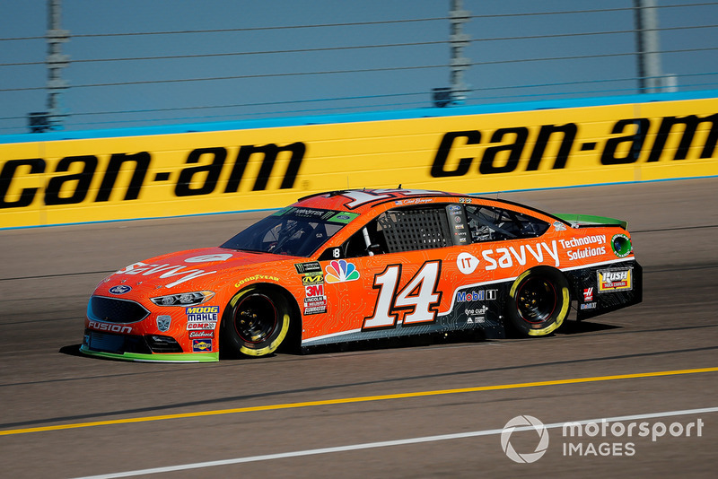 16. Clint Bowyer, Stewart-Haas Racing, Ford Fusion ITsavvy
