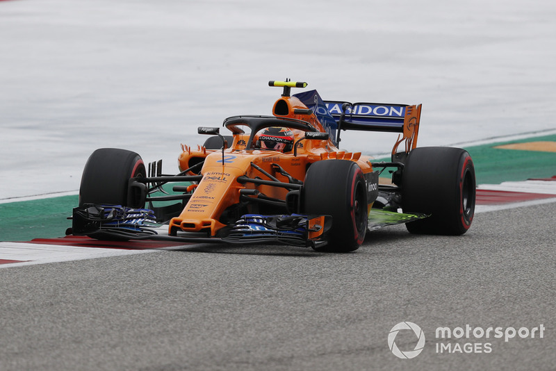 17 місце — Стоффель Вандорн, McLaren — 8