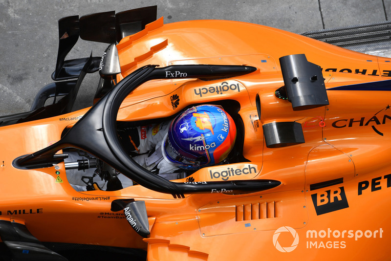 10º McLaren con Fernando Alonso : 2,75 segundos