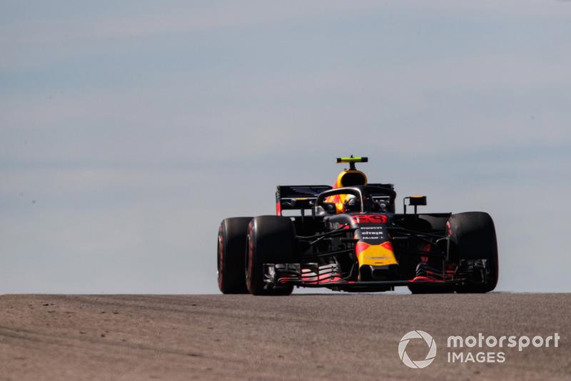 5 місце — Макс Ферстаппен, Red Bull — 236
