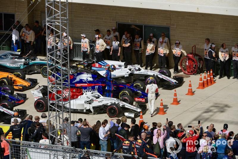 Маркус Ерікссон, Sauber C37, Брендон Хартлі, Toro Rosso STR13