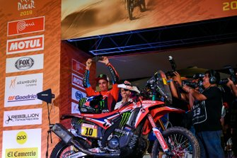 Podio: Monster Energy Honda Team Honda: Jose Ignacio Cornejo Florimo
