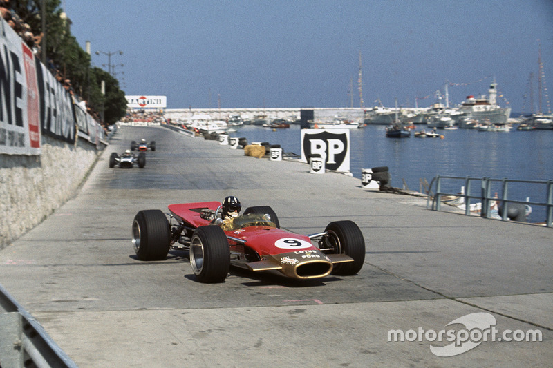 1968 - Graham Hill, Lotus-Ford