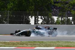 Verbremser: Lewis Hamilton, Mercedes AMG F1 W08