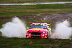 Ausritt: Fabian Coulthard, Team Penske, Ford