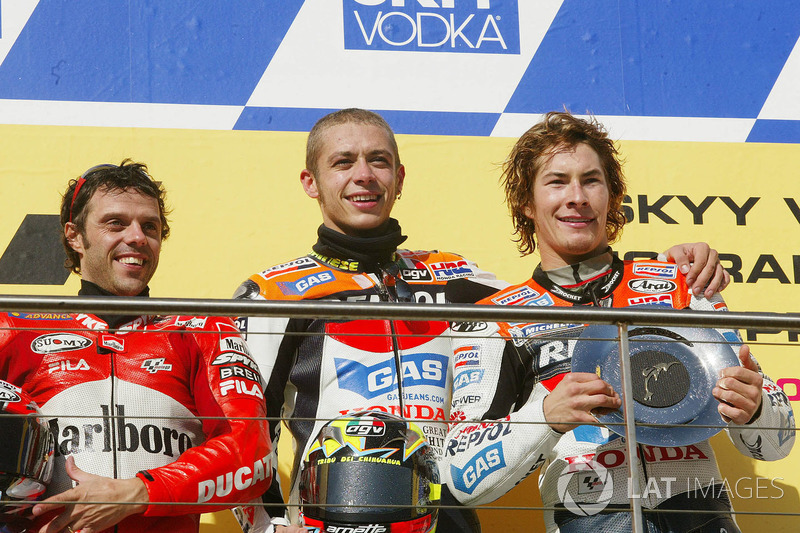 #32 MotoGP Australia 2003
