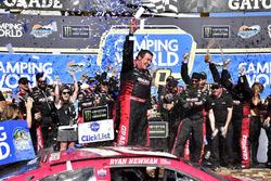 Ryan Newman, Richard Childress Racing Chevrolet wins