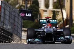 Michael Schumacher, Mercedes F1 W03