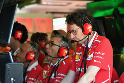 Mattia Binotto, Chief Technical Officer Ferrari