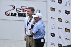 Trofeo Debra con Mike O'Gara