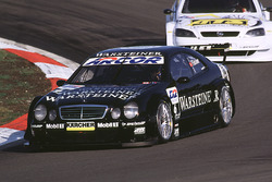 Marcel Fässler, Mercedes Benz CLK