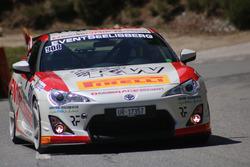 Raphael Feigenwinter, Toyota GT86, Swiss Race Academy