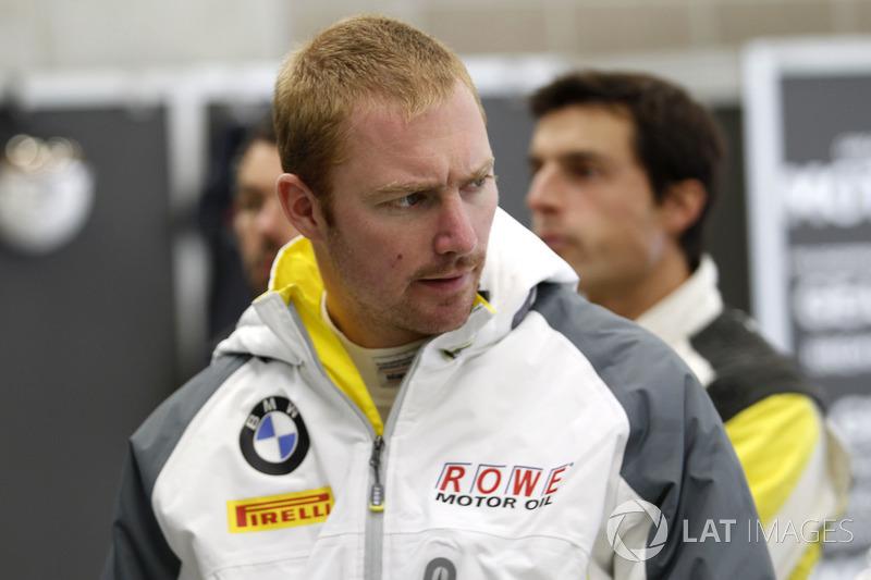 #99 Rowe Racing BMW M6 GT3: Maxime Martin