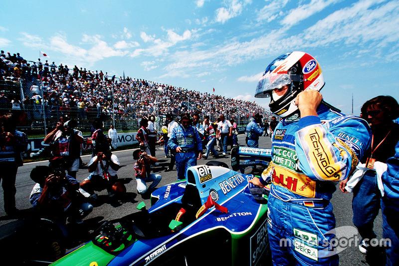 #3 GP du Canada 1994 (Benetton B194)