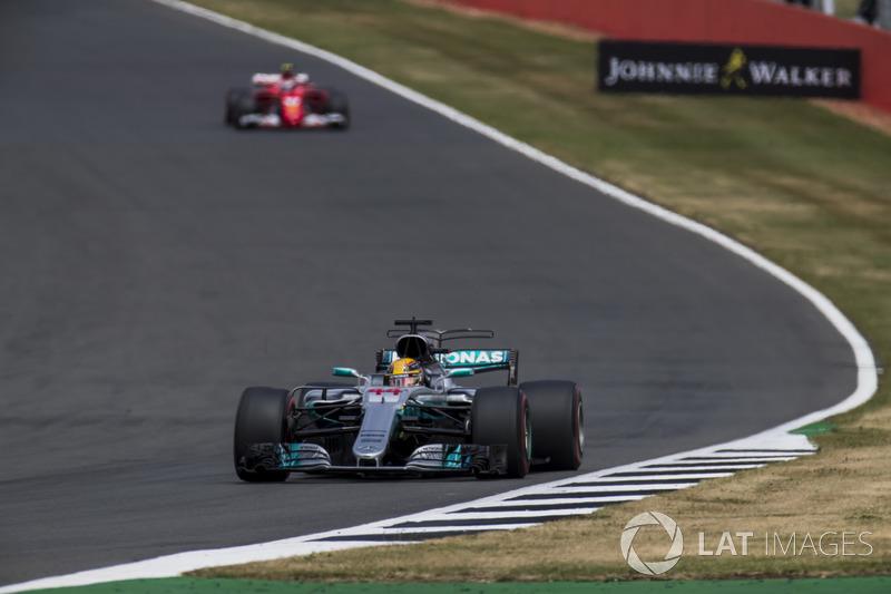 Nadie lideró tantas vueltas como Hamilton