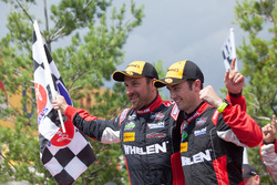 Race winner #31 Action Express Racing Cadillac DPi: Eric Curran, Dane Cameron