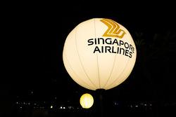 Lampe in Singapur: Singapore Airlines