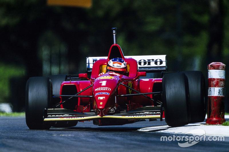 #11 GP de Saint-Marin 1996 (Ferrari F310)