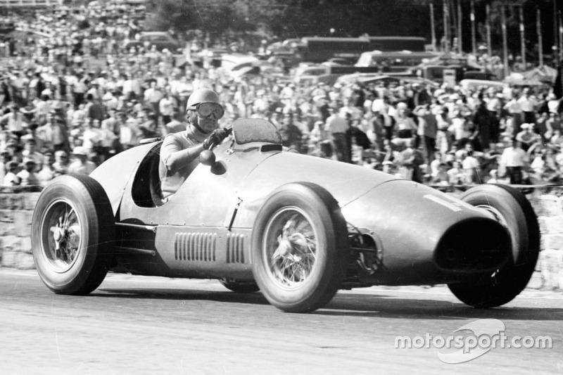 #8: Ferrari 500 (1952-1957)