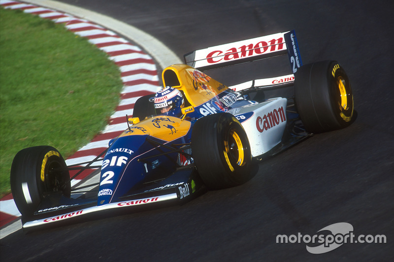 1993 - Alain Prost, Williams-Renault