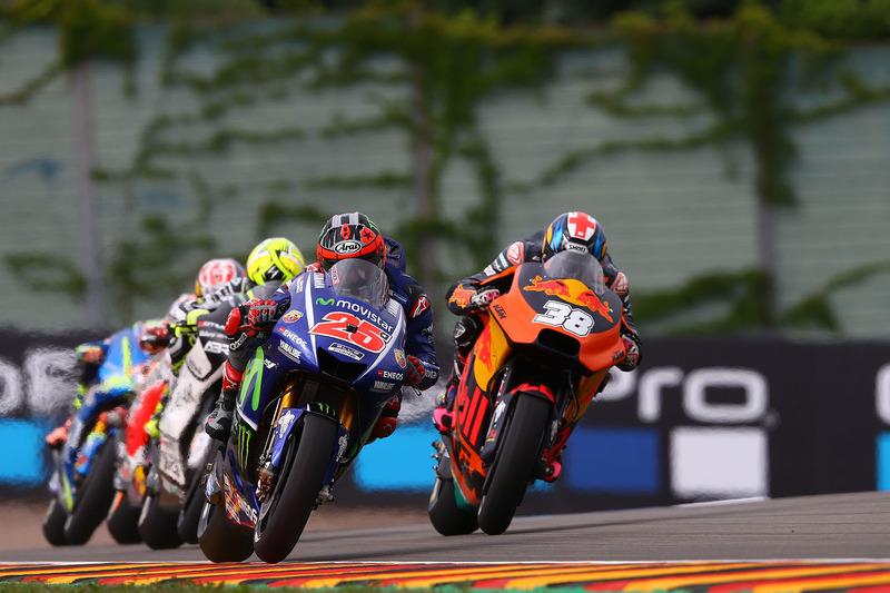 Маверік Віньялес, Yamaha Factory Racing, Бредлі Сміт, Red Bull KTM Factory Racing
